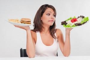 Girl-dieting