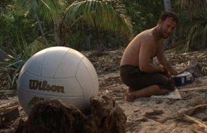 hanks and soccer ball